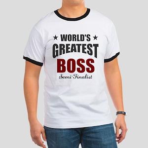Greatest Boss Semi-Finalist Ringer T