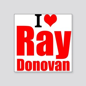 I Love Ray Donovan Sticker