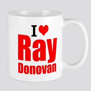I Love Ray Donovan Mugs