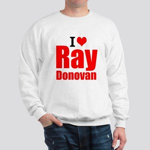 I Love Ray Donovan Sweatshirt
