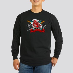 The Bitter End by CMVernon Long Sleeve T-Shirt