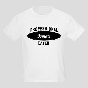 Pro Tomato eater Kids Light T-Shirt