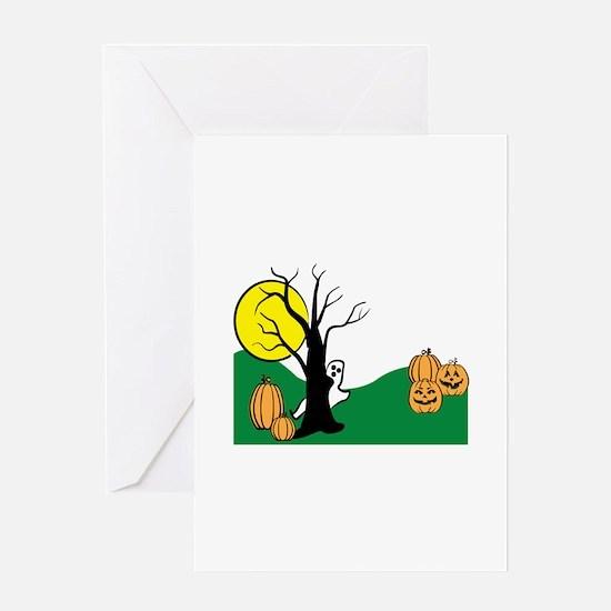 Peek a Boo Greeting Cards