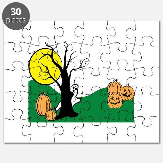 Peek a Boo Puzzle