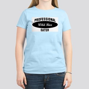 Pro Wild Rice eater Women's Light T-Shirt