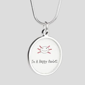 Happy Axolotl Necklaces