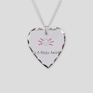 Happy Axolotl Necklace