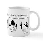Escape The Cops Mug
