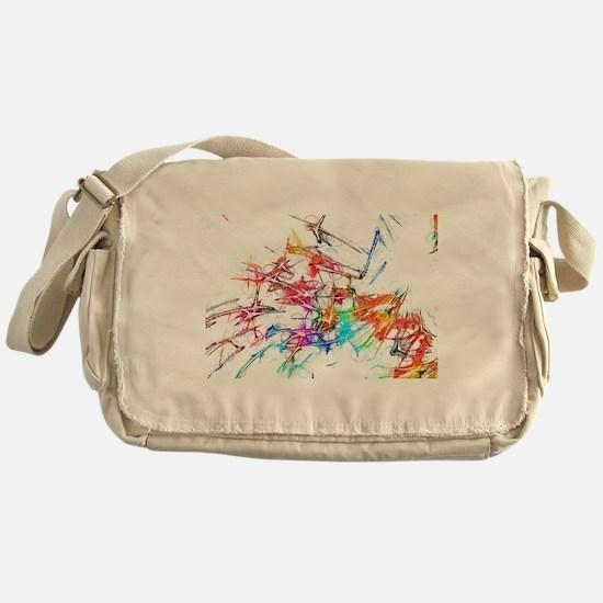 Cute Web Messenger Bag