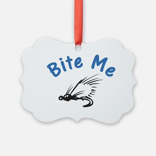 Bite Me Ornament