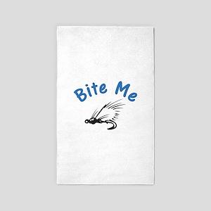 Bite Me 3'x5' Area Rug