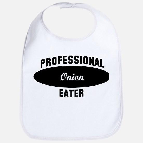 Pro Onion eater Bib