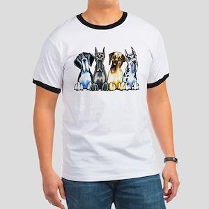 4 Great Danes T-Shirt