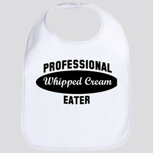 Pro Whipped Cream eater Bib