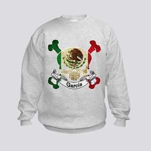Garcia Skull Kids Sweatshirt