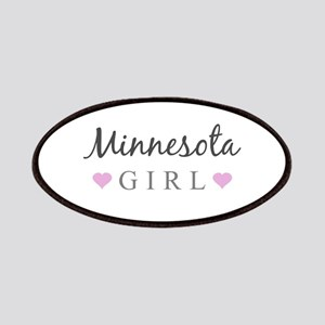 Minnesota Girl Patches