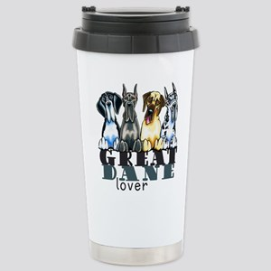 Great Dane Lover Travel Mug