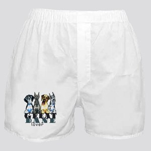 Great Dane Lover Boxer Shorts