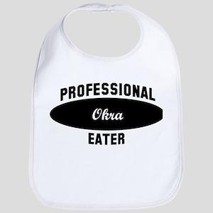 Pro Okra eater Bib