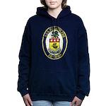 USS McCANDLESS Women's Hooded Sweatshirt