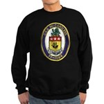 USS McCANDLESS Sweatshirt (dark)