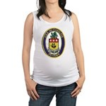 USS McCANDLESS Maternity Tank Top