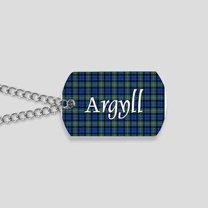 Tartan - Argyll dist. Dog Tags