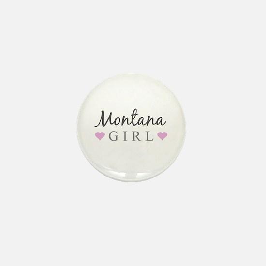 Montana Girl Mini Button