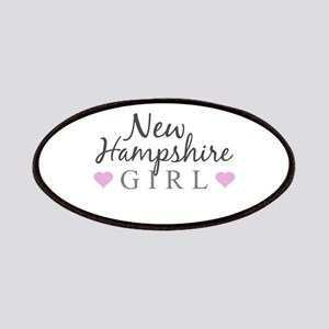 New Hampshire Girl Patches