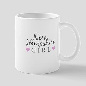 New Hampshire Girl Mugs