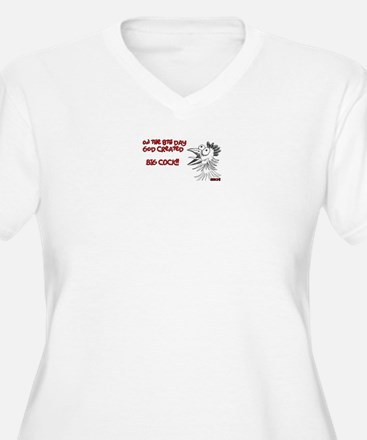 On The 8th Day God Created Plus Size T-Shirt