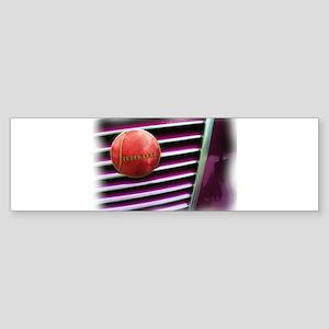 Studebaker Red Ball Bumper Sticker