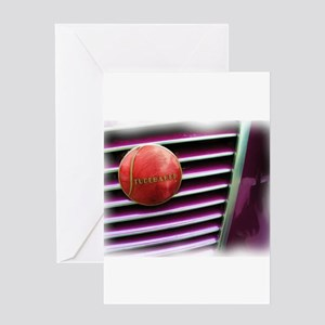 Studebaker Red Ball Greeting Cards