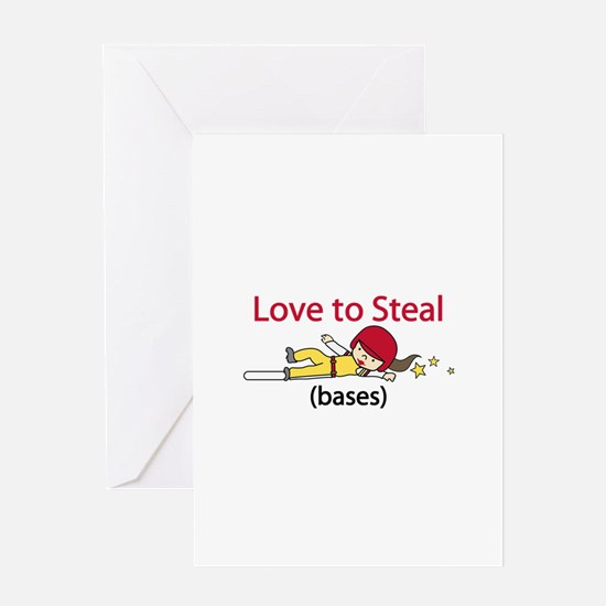 Love to Steal Greeting Cards