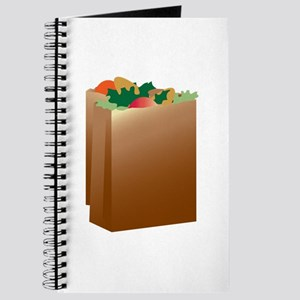 Paper Grocery Sacks Journal