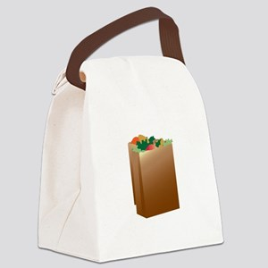 Paper Grocery Sacks Canvas Lunch Bag
