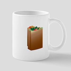 Paper Grocery Sacks Mugs