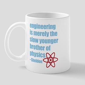 Big Bang Theory - Engineering Quote Mug
