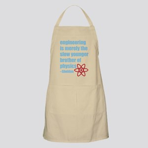 Big Bang Theory - Engineering Quote Apron