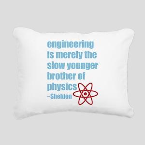 Big Bang Theory - Engine Rectangular Canvas Pillow