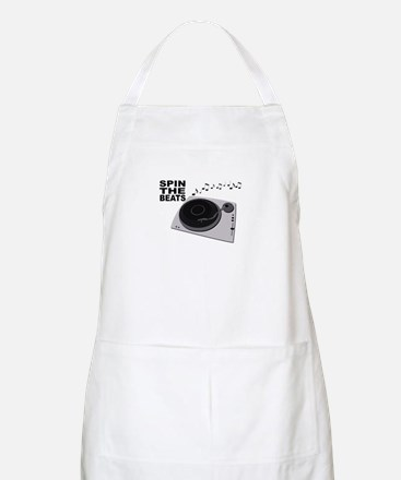 Spin the Beats Apron