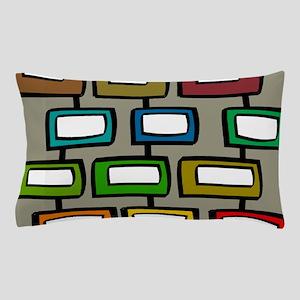 Mid-Century Modern Pillow Case
