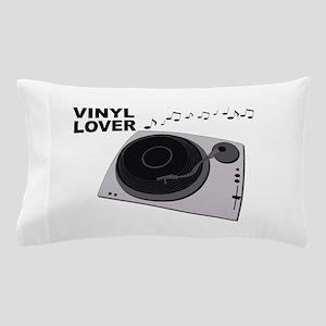 Vinyl Lover Pillow Case