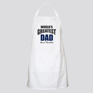 Greatest Dad Semi-Finalist Apron