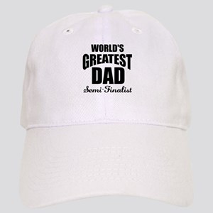 Greatest Dad Semi-Finalist Cap