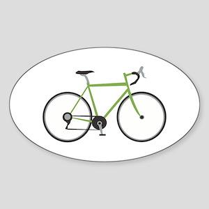Ten Speed Bike Sticker