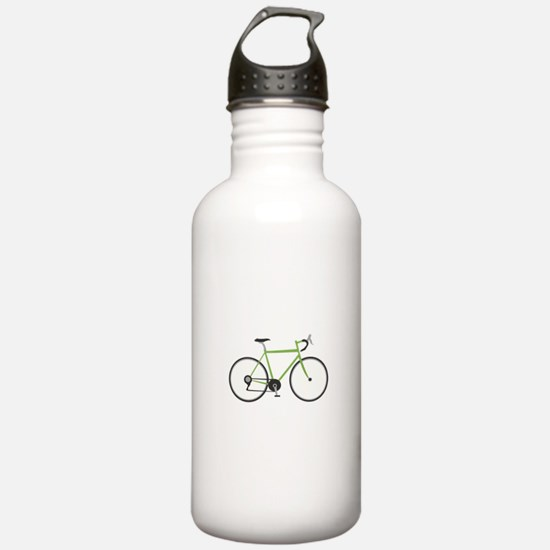 Ten Speed Bike Water Bottle