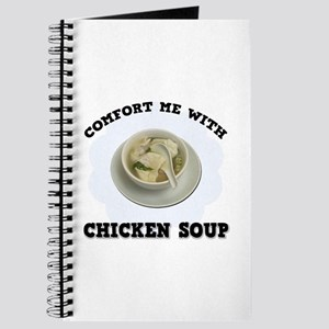 Comfort Chicken Soup Journal