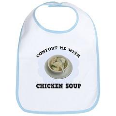 Comfort Chicken Soup Bib