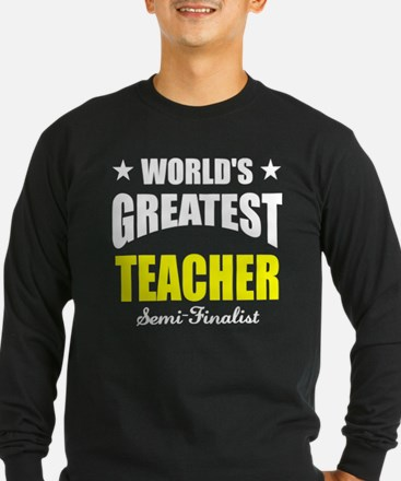 Greatest Teacher Semi-Fin T
